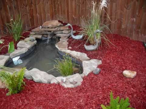 Decoracion de jardin youtube - Jardines caseros pequenos ...