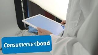 Tablets - Hoe we testen (Consumentenbond)