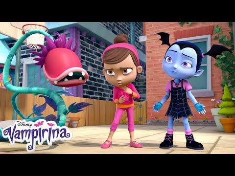 The Plant Spell | Music Video | Vampirina | Disney Junior
