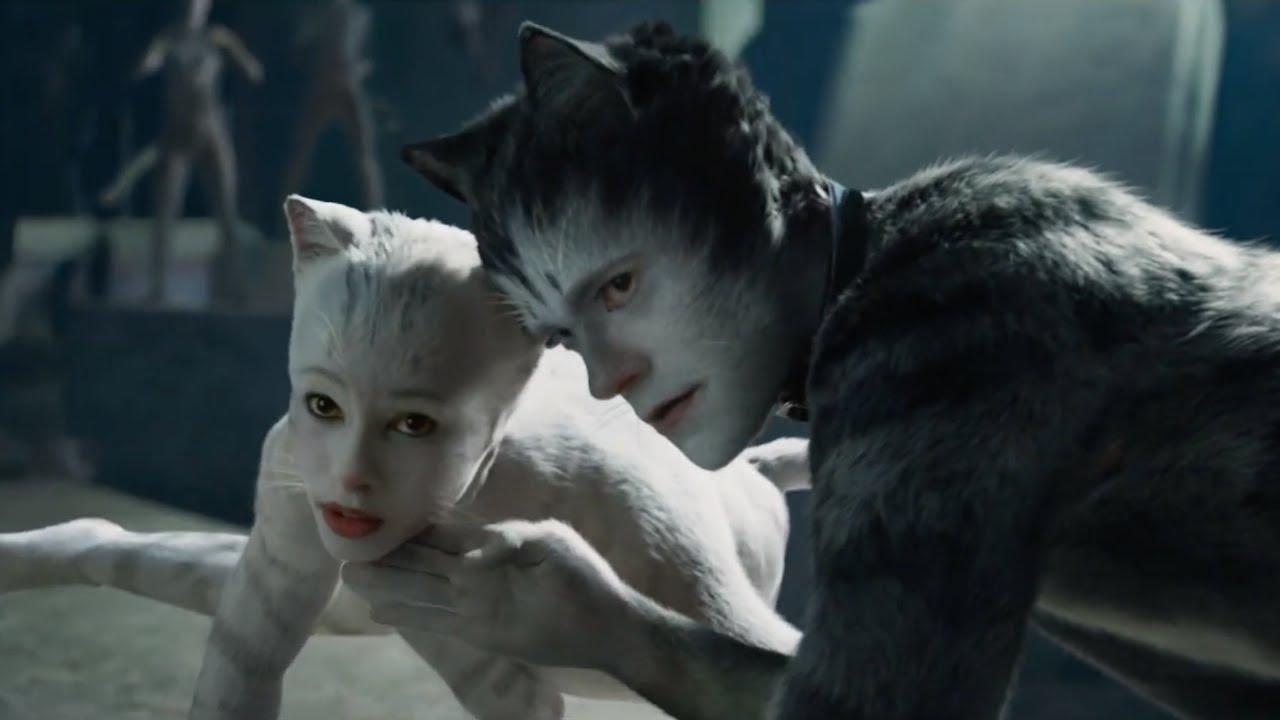 Resultado de imagen de cats película
