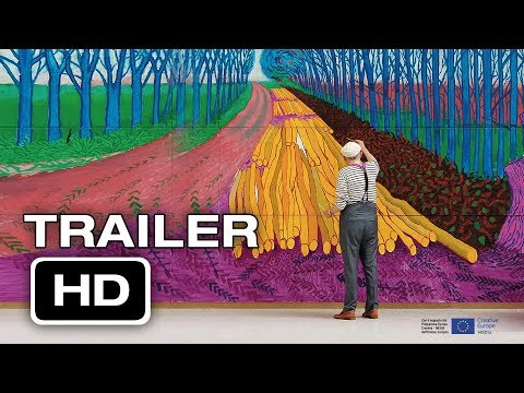 DAVID HOCKNEY DALLA ROYAL ACADEMY OF ARTS: Solo il 30 e 31 gennaio al cinema