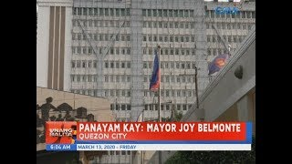 Ub: Panayam Kay Mayor Joy Belmonte, Quezon City
