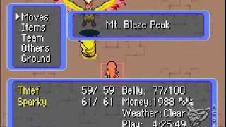 Pokémon Mystery Dungeon [Czech] - Moltres a neúspěšné pokusy 1/2