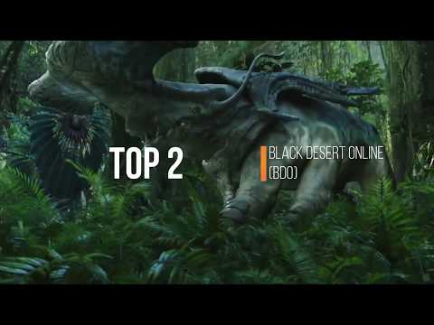 TOP 5 PVP MMOS TO PLAY IN 2018 !