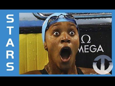 Alia Atkinson | First Black Female Swimming World Champion on Trans World Sport