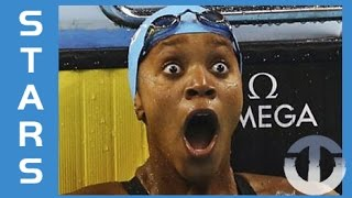 Alia Atkinson | First Black Female Swimming World Champion on Trans World Sport