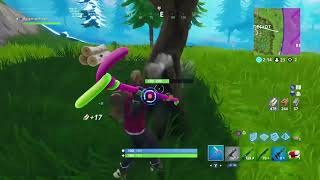 Easiest kill in Fortnite Battle Royal ever! (Fortnite Battle Royale highlights