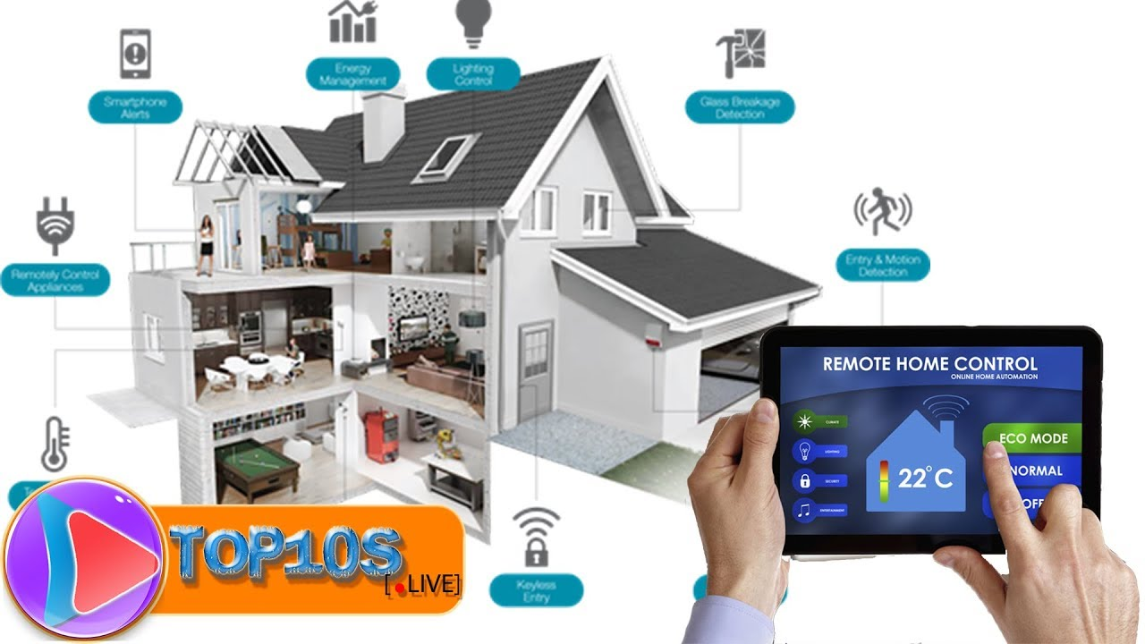 10 Best Home Automation Companies That Will Make Your World Comfortable |  TOP10slive