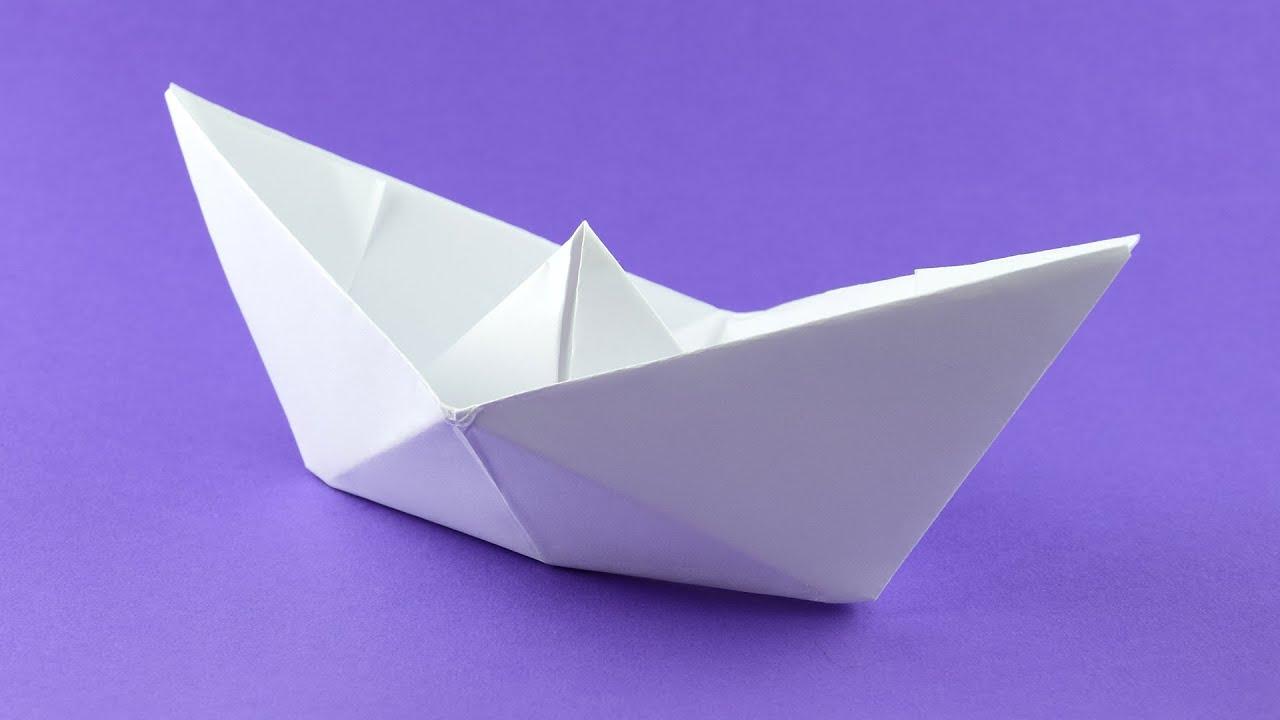 Как сделать кораблик из бумаги своими руками: пошаговая инструкция новые фото