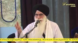 Giani Jaswant Singh ji Parwana Katha at G.Singh Sabha,Jalandhar  May 2014
