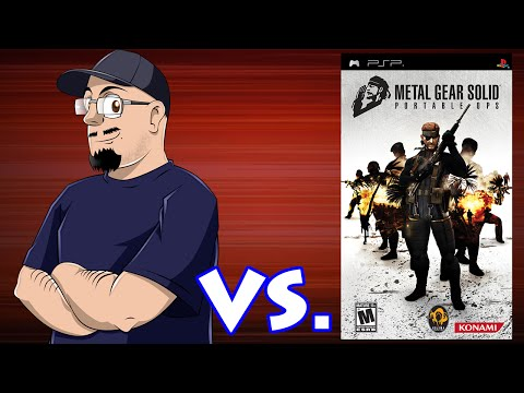 Johnny vs. Metal Gear Solid: Portable Ops