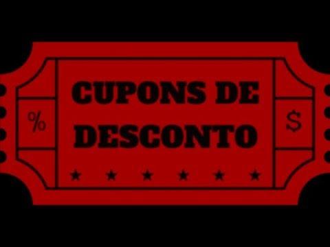 7fed86a057 Adquira Cupons de Desconto - Até 70% Off  Telegram  - YouTube