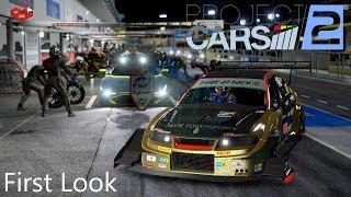 Project cars 2 i first look - live ► erster eindruck test gameplay [deutsch/hd]