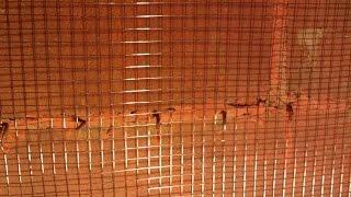 подготовка поверхности сетка под штукатурку(, 2015-10-15T13:07:37.000Z)