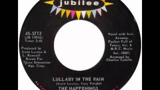 "Happenings – ""Lullaby In The Rain"" (Jubilee) 1971"