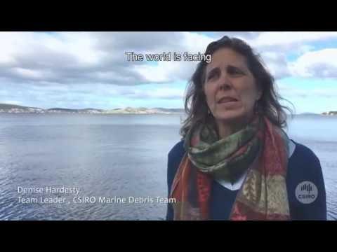 CSIRO Marine Debris Team, finalist 2016 Eureka Prize for Environmental Research