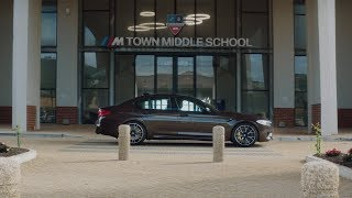 homepage tile video photo for Life at BMW M Town Middle School