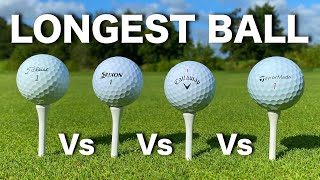 Titleist claim to be BETTER than TaylorMade, Srixon & Callaway! | Tour Speed Review