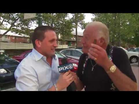STATEN ISLAND CHUCK IN BROADWAY DANNY ROSE PKG LIVE ON PIX