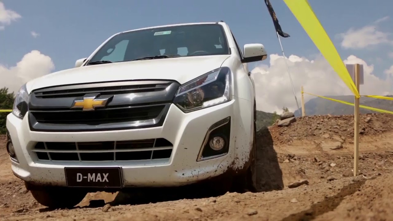 Lanzamiento New Chevrolet D Max Youtube