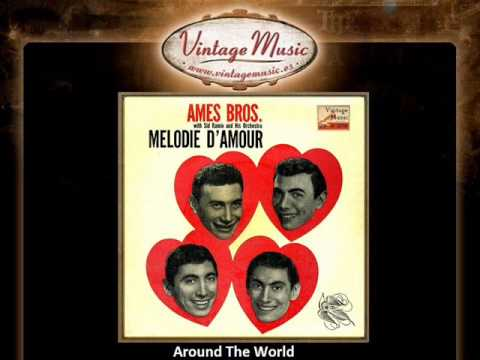 The Ames Brothers -- Around The World (VintageMusic.es)