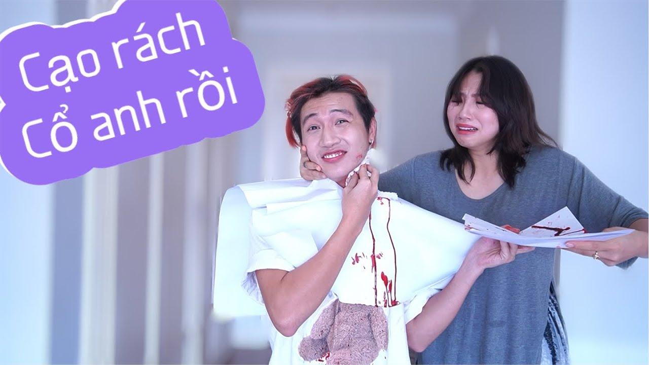 Cắt Tóc Cho Lê Hùng Và Lỡ Tay ... | H&M CHANNEL