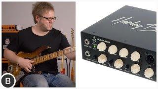 CHEAP & POWERFUL BASS AMP - Harley Benton BLOCK-800B