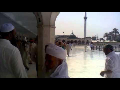 Lahore visit to Daata Darbar Jumma-tul-Mubarek