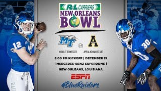 2018 New Orleans Bowl Preview Show
