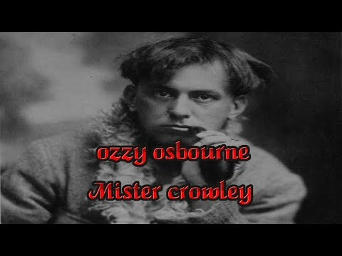 Ozzy Osbourne -  Mister Crowley ( Lyrics )