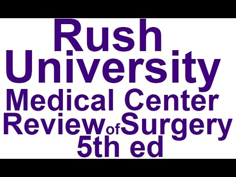 SUR11.Rush University Medical Center Review of Surgery 5th ed
