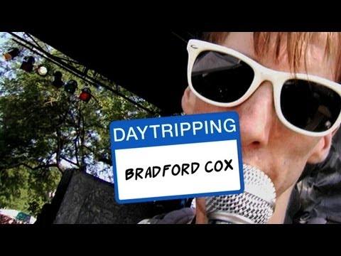 Bradford Cox - Pitchfork Music Festival 2008 - Daytripping