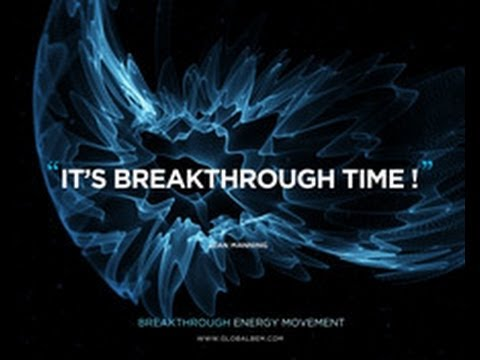 ~Russ Will Be Speaking At The Breakthrough Energy Conference 2013. See You There!