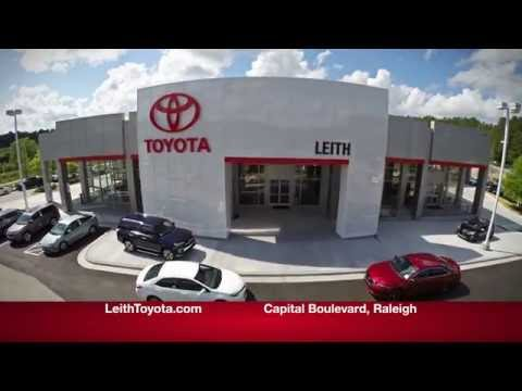 Used Car Dealerships Raleigh Nc >> Leith Toyota In Raleigh Nc Serving Cary Apex Durham