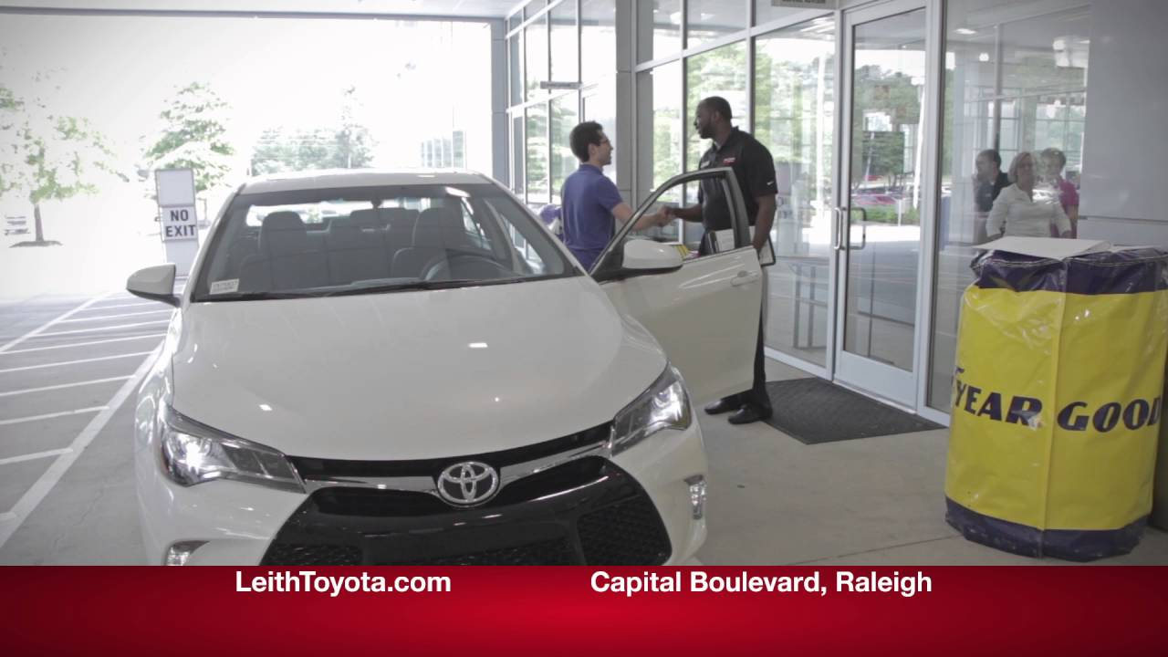 Toyota Dealerships In Nc >> Leith Toyota In Raleigh Nc Serving Cary Apex Durham