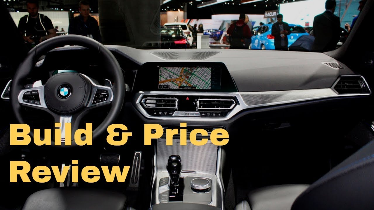 Bmw Build And Price >> 2020 Bmw M340i Xdrive Sedan Build Price Review Specs Colors Features Wheels Upholstery
