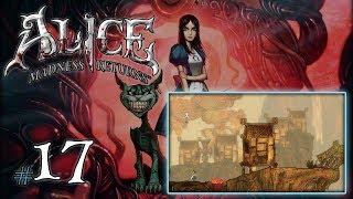 """ALICE MADNESS RETURNS #17 - Rozdział III [4/x] - """"Świat 2D"""" (18+)"""