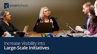 JIRA + Smartsheet: Increase Visibility into Large Scale Initiatives