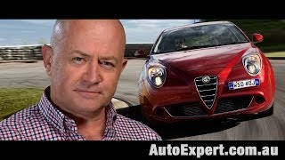 2014 Alfa Romeo MiTo Review & Road Test