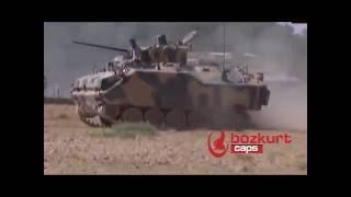 Türk Ordusu Suriyenin kuzeyine YILDIRIM gibi saplanmalıdır ! İlk görüntüler...