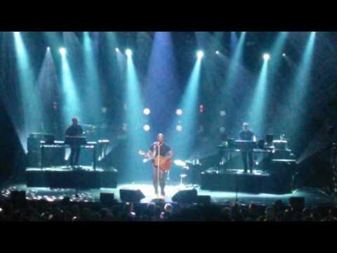 Seal - Don't Cry (live au Cirque Royal)