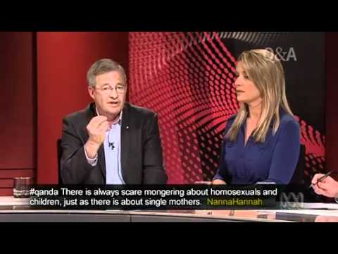 Kristina Keneally on marriage equality and same sex parenting