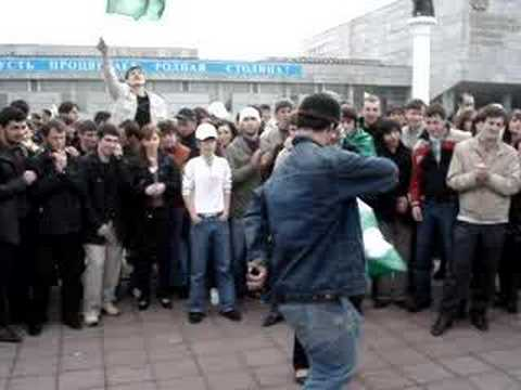 [Abkhazia]Abkhazians in Workers' Day Celebration[Abhazya]
