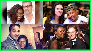 12 Nigerian Celebrities Who Are Married To Foreigners (Interracial Couple)