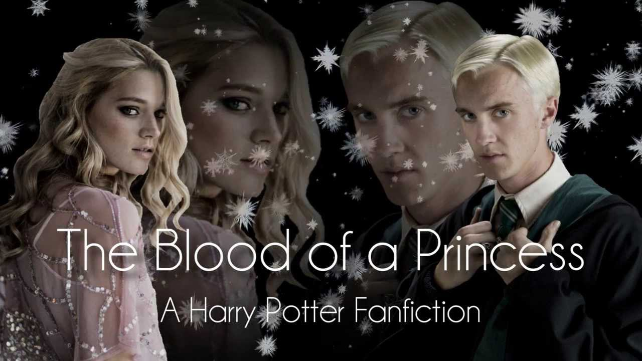 The Blood of a Princess [Draco Malfoy OC] - Fanfic Trailer ...  The Blood of a ...