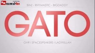 GATO - Binz ft. Rhymastic & BigDaddy [ Video Lyrics ]