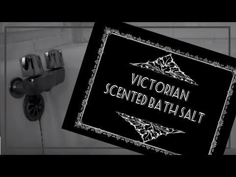 DIY Victorian Bath Salt
