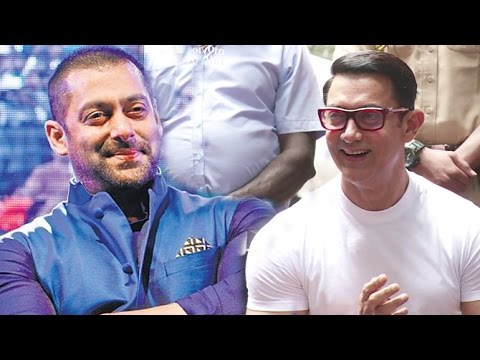 Download Aamir Khan Praises Salman Khan's SULTAN Movie