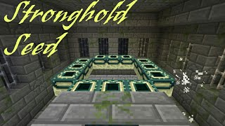 Minecraft Pocket Edition | STRONGHOLD SEED!! [0.9.4]