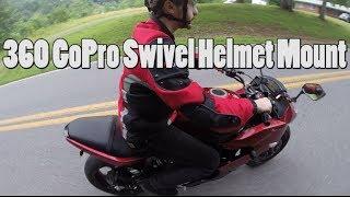 DIY GoPro 360 Swivel Helmet Mount